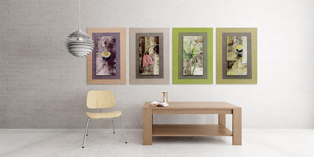 Serie Naturfreunde Nr. 1 – 4 von Renate Moser :: moser-art