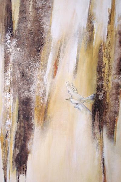 Sturmvogel Nr. 3 von Renate Moser :: moser-art