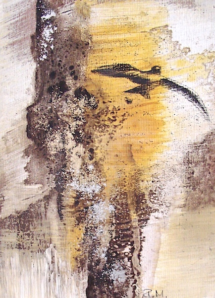 Sturmvogel Nr. 2 von Renate Moser :: moser-art