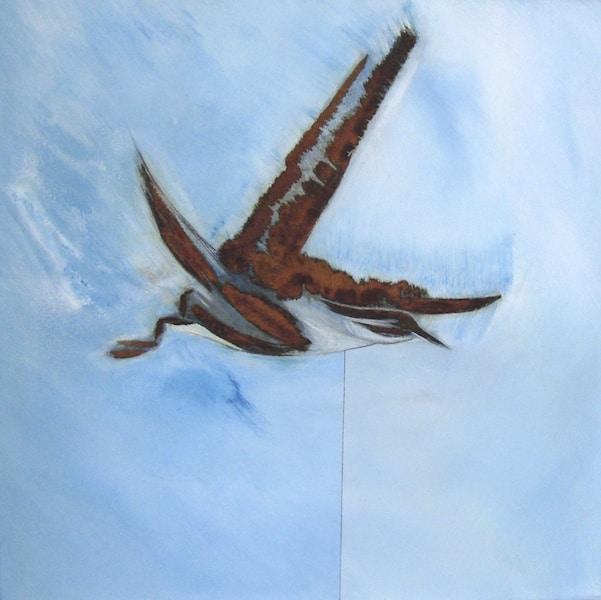 Sturmvogel Nr. 6 von Renate Moser :: moser-art