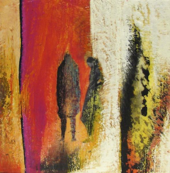 """""""Friendship"""" von Renate Moser :: moser-art"""