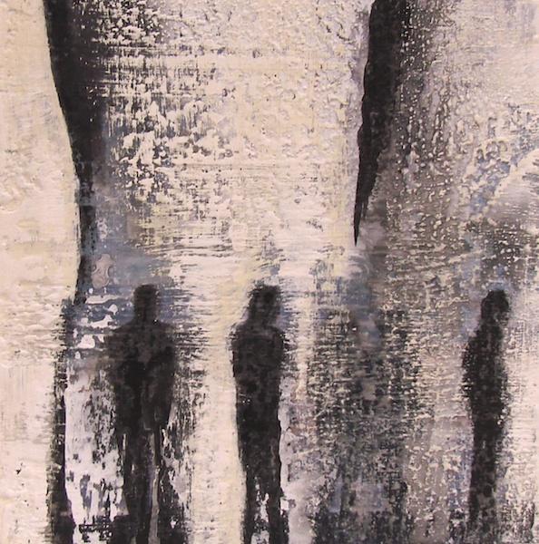 """""""Treffpunkt"""" von Renate Moser :: moser-art"""